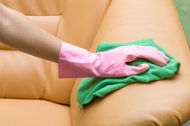Čiščenje kavča