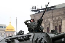 ruska vojaška parada 2018