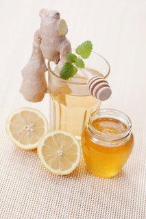 Zdravilen ingverjev napitek