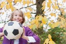 Otrok in šport