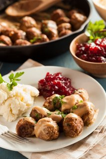 Švedske mesne kroglice