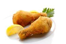 Ocvrte piščančje krače