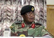 Predstavik vojske Zimbabveja Constantino Chiwenga