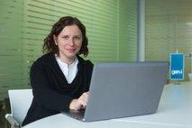 Vodja službe za stike z odjemalci GEN-I Majda Volk