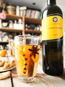 Recepti z vini rumene linije Jeruzalem Ormož