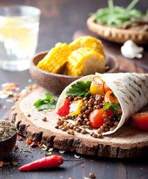 Leča in mehiška kuhinja