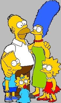 družina Simpsonovih