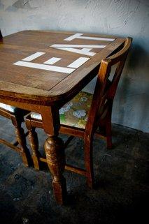 obnovljeno staro pohištvo - 2
