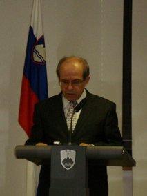 Minister Ivan Svetlik
