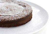 Francoska čokoladna torta