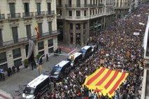 Protesti v Kataloniji - 1