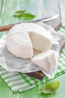 Domač mladi sir