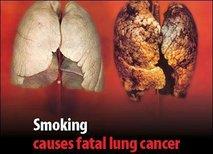 opozorilo za kadilce