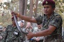 Vojaški kamp za preživetje na Tajskem - 5