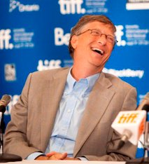 William Henry Bill Gates III - 6