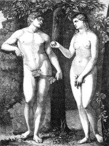 Adam in Eva
