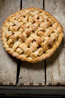 Ameriška jabolčna pita