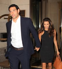Eva Longoria in Mark Sanchez