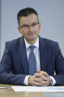 Marjan Šarec je vložil kandidaturo za predsednika - 7