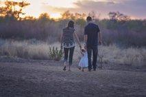 oče in otrok