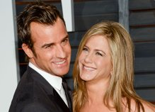 Jennifer Aniston in Justin Theroux