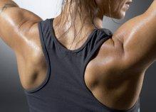 Izklesana ramena - 2