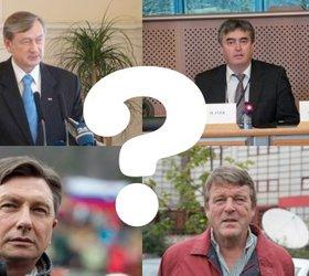 Kandidati za predsednika 2012