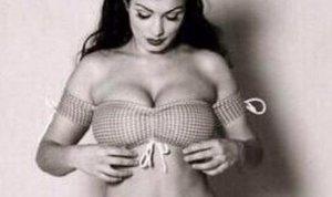Žensko telo - 1