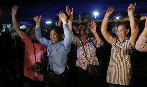 reševanje tajskih dečkov, zadnji dan