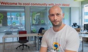 Googlov razvijalec in predavatelj
