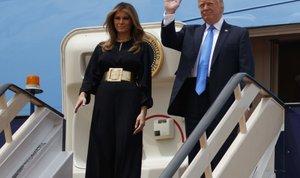 Trump v Savdski Arabiji - 7