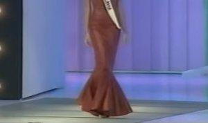 Tijana Stajšić, miss Jugoslavije 2001