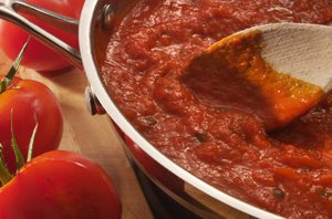 Paradižnikova omaka