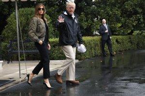 Melania in Donald Trump - 5