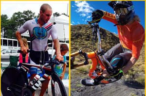Dave Mirra in Kelly McGarry