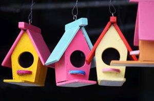 ptičje hišice