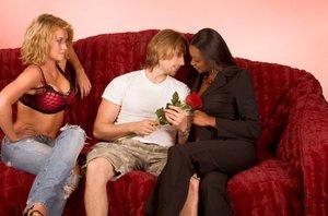 poligamno razmerje