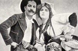 Clara Ward in Rigo Jancsi
