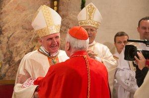 Zore prevzel vodenje ljubljanske nadškofije - 35