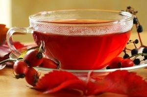 Šipkov čaj