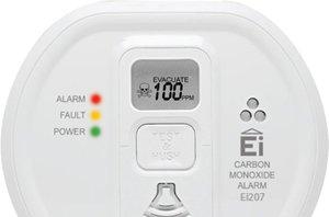 Alarm za ogljikov monoksid