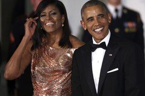 Michelle Obama in Barack Obama - 5