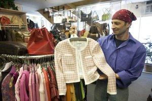 Trgovina z oblačili iz druge roke