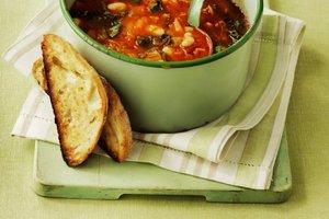 Toskanska fižolova juha