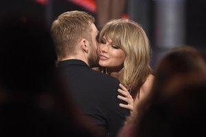Taylor Swift in Calvin Harris