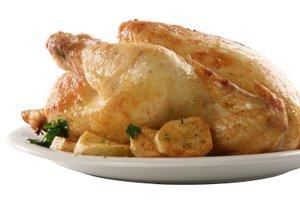 Piščanec na soli