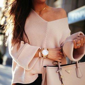 Všeč so mi drugačni pleteni puloverji