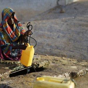 Suša v Somaliji