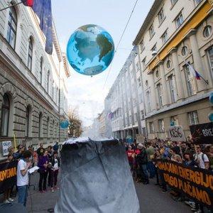 Podnebni protestni shod - 25