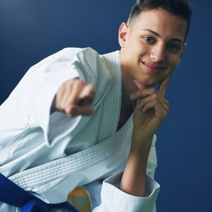 Nik Sejdiji, para-karateist